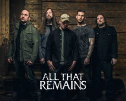 All That Remains – Thunder Rolls