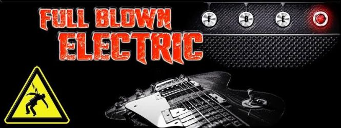 Full Blown Electric – Just Another Day