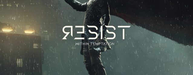 WITHIN TEMPTATION: Lyric Video For New Song 'In Vain' From 'Resist' Album