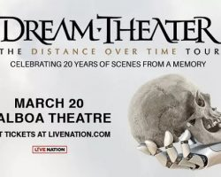 DREAM THEATER Kicks Off 2019 North American Tour In San Diego (Video)