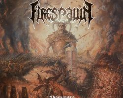 FIRESPAWN Feat. ENTOMBED, UNLEASHED, NECROPHOBIC Members: 'Abominate' Album Due In June