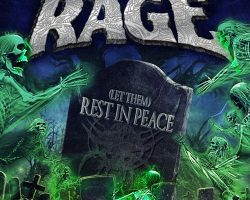 RAGE To Release 'Wings Of Rage' Album In January; 'Let Them Rest In Peace' Single Now Available