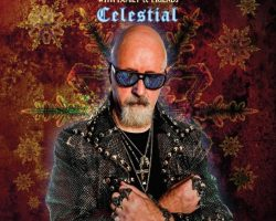 ROB HALFORD Releases 'Morning Star' Lyric Video From 'Celestial' Christmas Album