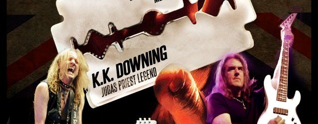 K.K. DOWNING Details How Recent Show With DAVID ELLEFSON, 'RIPPER' OWENS And LES BINKS Came Together