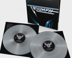 TRIUMPH's 'Classics' To Be Re-Released As Double LP