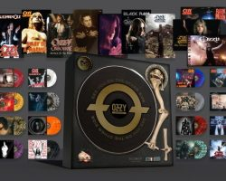 Watch OZZY OSBOURNE Discuss His New Box Set, 'See You On The Other Side'