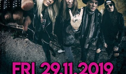 THE LOCAL BAND Feat. CHILDREN OF BODOM, THE 69 EYES, RECKLESS LOVE Members: Video Of Entire November 2019 Helsinki Concert