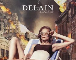 DELAIN Releases Music Video For 'Ghost House Heart' Song