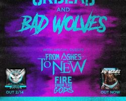 HOLLYWOOD UNDEAD Announces U.S. Tour With BAD WOLVES
