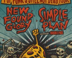 NEW FOUND GLORY And SIMPLE PLAN To Team Up For 'Pop Punk's Still Not Dead Tour'