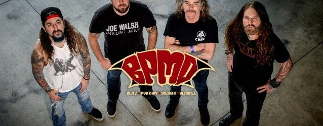 BPMD Feat. BOBBY 'BLITZ' ELLSWORTH, MIKE PORTNOY, PHIL DEMMEL And MARK MENGHI: Debut Album To Be Released Via NAPALM