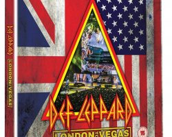 DEF LEPPARD: Performance Clip Of 'Run Riot' From 'London To Vegas' Set