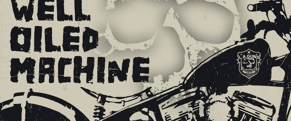 STEVE RILEY's Version Of L.A. GUNS Releases 'Well Oiled Machine' Single