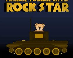 Lullaby Versions Of SABATON From TWINKLE TWINKLE LITTLE ROCK STAR Out Now