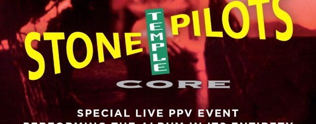 Watch First Song Of STONE TEMPLE PILOTS' 'Core' Livestream Event
