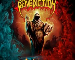 BENEDICTION Releases Music Video For 'Stormcrow'