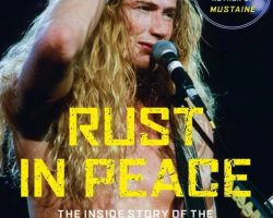 MEGADETH's DAVE MUSTAINE Addresses Dispute Over 'Rust In Peace' Songwriting Credits