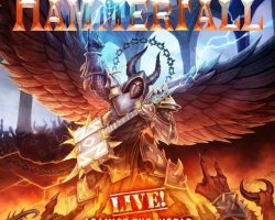 Watch HAMMERFALL Perform 'Keep The Flame Burning' From 'Live! Against The World'