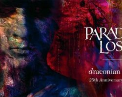 PARADISE LOST: 25th-Anniversary Reissue Of 'Draconian Times' To Include Disc Of Rare And Previously Unreleased Material