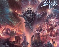 SODOM To Release 'Genesis XIX' Album In November; Cover Artwork And Track Listing Unveiled