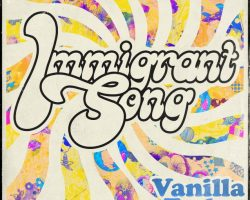 VANILLA FUDGE Releases Remastered Cover Of LED ZEPPELIN's 'Immigrant Song'