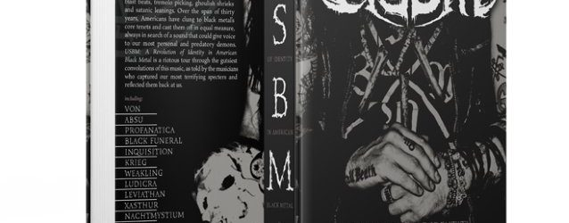 CELTIC FROST's TOM GABRIEL WARRIOR Pens Foreword To New Book 'USBM: A Revolution Of Identity In American Black Metal'