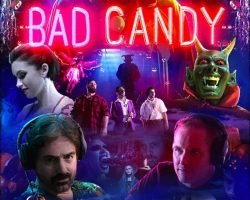 COREY TAYLOR Stars In Halloween Horror Anthology 'Bad Candy'