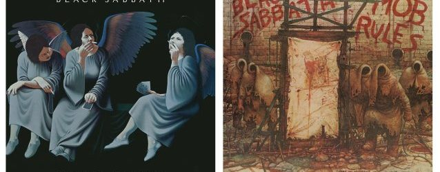 BLACK SABBATH: 'Heaven And Hell' And 'Mob Rules' Deluxe Editions To Include Previously Unreleased Recordings