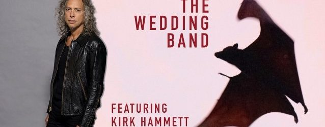 Watch Pro-Shot Video Of KIRK HAMMETT, ROBERT TRUJILLO And WHITFIELD CRANE Covering BILLY IDOL's 'White Wedding'