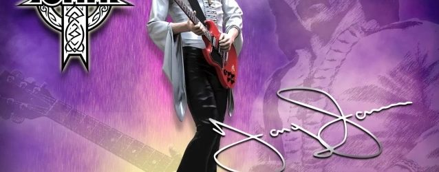 TONY IOMMI 'Rock Iconz' Collectible Figure From KnuckleBonz Now Available