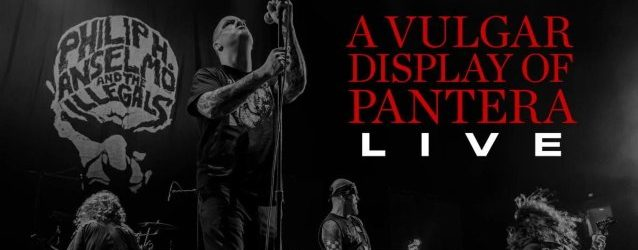 PHILIP ANSELMO On Performing PANTERA Classics: 'It's All About Celebrating The Life' Of DIMEBAG And VINNIE PAUL