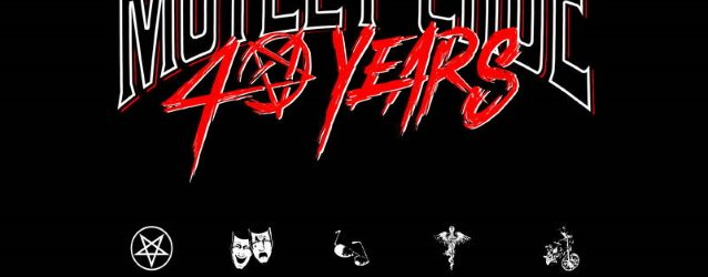 MÖTLEY CRÜE: 40th-Anniversary Cassette Box Set To Be Released As Part Of 'Record Store Day' Drops
