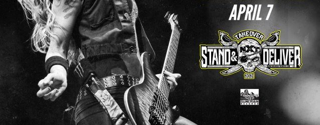 NITA STRAUSS To Perform U.S. National Anthem On 'NXT TakeOver: Stand And Deliver'