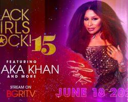 Watch DEF LEPPARD's PHIL COLLEN Perform With CHAKA KHAN At 'Black Girls Rock!' Fundraiser