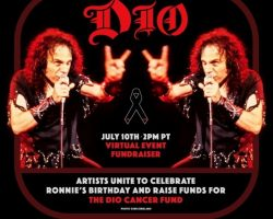 How RONNIE JAMES DIO Popularized 'Devil's Horns' Hand Gesture