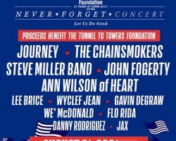 HEART's ANN WILSON Shares Pro-Shot Video Of 'Never Forget Concert'