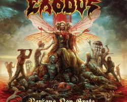 EXODUS Releases Lyric Video For New Song 'Clickbait'