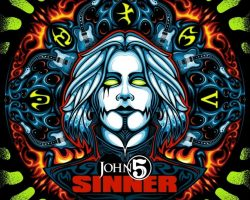 JOHN 5 Announces 'Sinner' Album, Releases Video For Song 'Qué Pasa' Featuring DAVE MUSTAINE