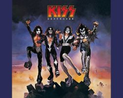 KISS To Release Super Deluxe 45th-Anniversary Edition Of 'Destroyer'