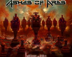 Former ICED EARTH Members MATT BARLOW And FREDDIE VIDALES To Release Third ASHES OF ARES Album