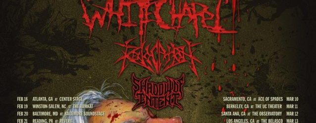 CANNIBAL CORPSE Announces 2022 U.S. Headlining Tour With WHITECHAPEL And REVOCATION