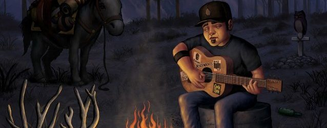 PENNYWISE's JIM LINDBERG Announces Solo Album, 'Songs From The Elkhorn Trail'