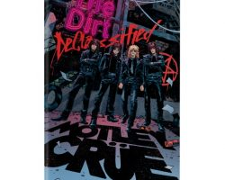 MÖTLEY CRÜE To Release 'The Dirt: Declassified' Graphic Novel