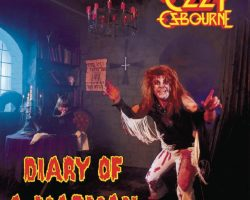 OZZY OSBOURNE's 'Diary Of A Madman' 40th-Anniversary Expanded Digital Edition Due In November